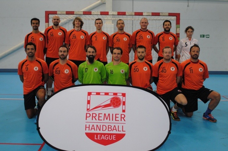 Cambridge in EHF Challenge Cup action