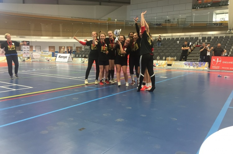 Olympia Cannock win dramatic girls' under-19 final