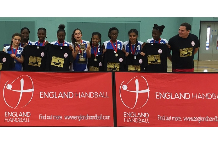 Chadwell Academy crowned under-13 girl's schools champions