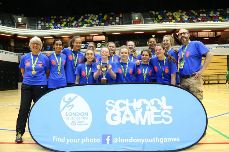 Ealing win London Youth Games Gold double
