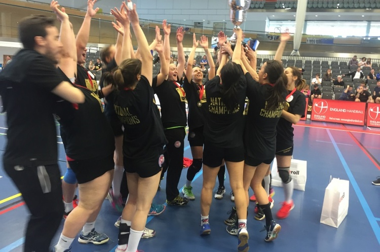 GD win Womens' National Cup to complete double