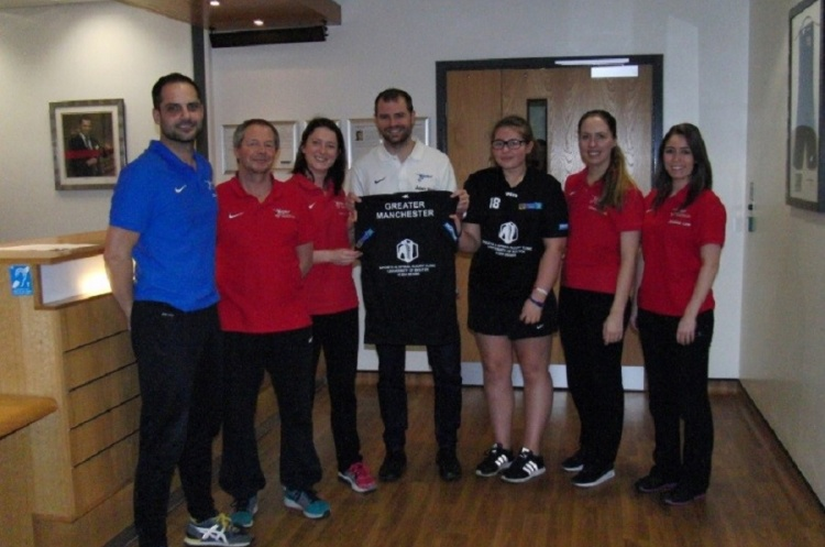 Greater Manchester Under-16s benefit from Sports and Spinal Injury Clinic partnership