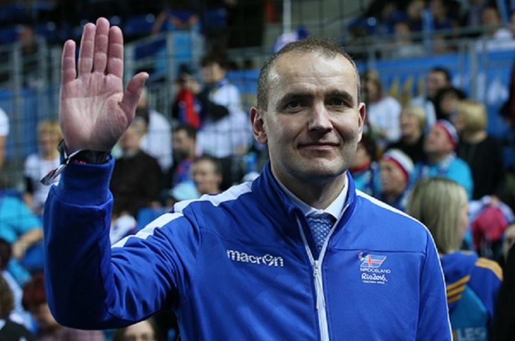 Iceland President talks about playing handball for Warwick