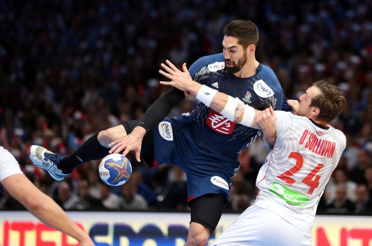 France crowned men's World Champions