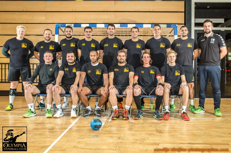 Men's Premier Handball League: Olympia eye top of the table