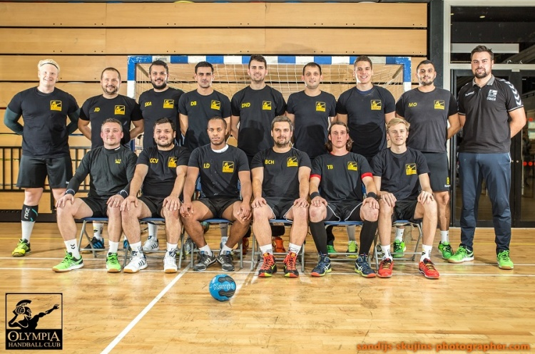 Mens' Premier Handball League: Olympia eye victory to keep title race alive