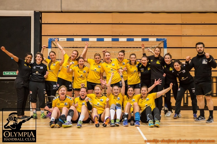 Womens' Super-7: Olympia crowned champions