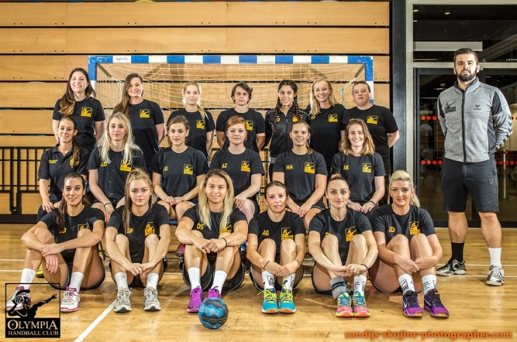 Women's Super-7: Olympia stay three points clear