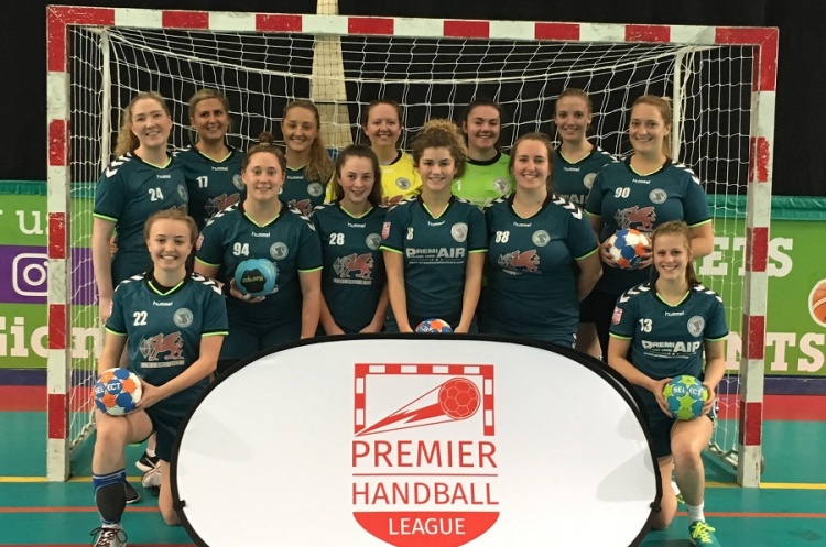 Womens' Premier Handball League: Peninsula and Cambridge meet in bottom-of-the-table clash