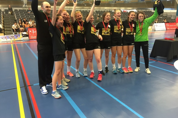 Stroud beat Ealing to be crowned Girls' Under-16 Champions.