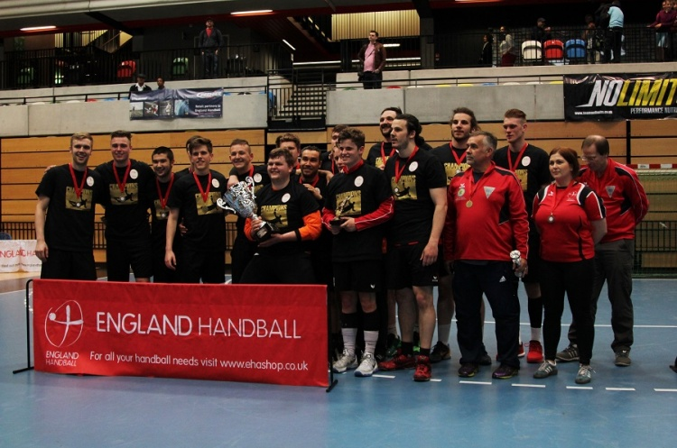 Men's England Handball National Cup: Holders Wolves face Olympia