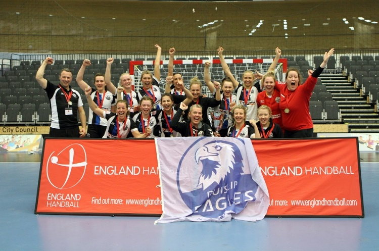 Eagles take honours in Women's National Cup thriller