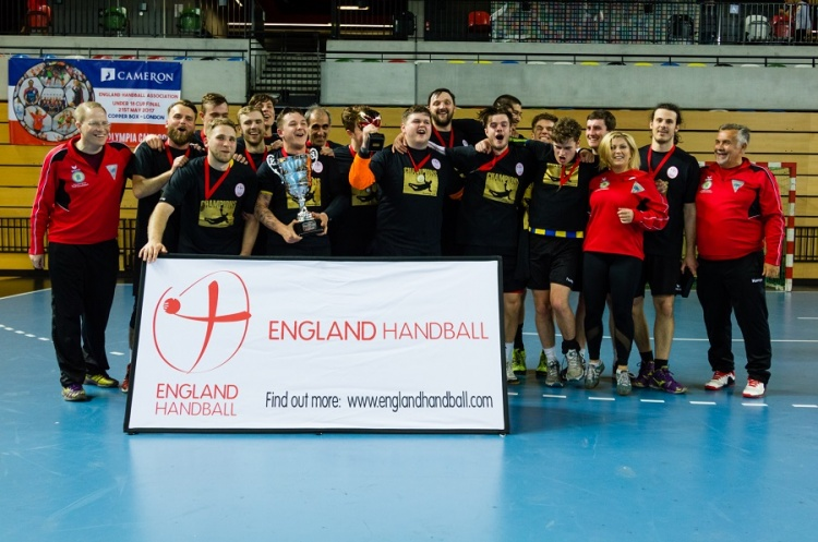 England Handball Mens' National Cup: Defending Champions Wolves face Liverpool