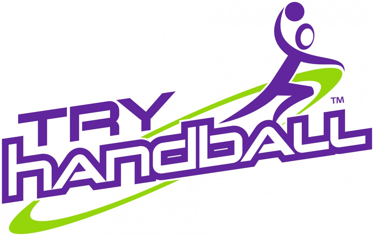 Try Handball Women-only session logo